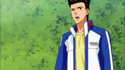 网球王子全国大赛 24 将心合一(菊丸-大石VS丸井-桑原)