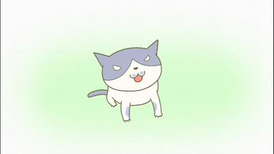 佝偻猫009话