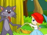 儿童睡前故事大全之小红帽