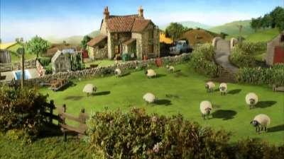 小羊肖恩第二季17