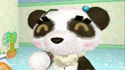 巴布熊猫成语系列第一部16