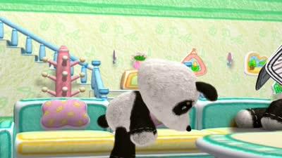 巴布熊猫01