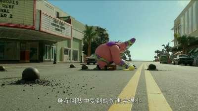 《海绵宝宝》3D宣传片 班德拉斯说绕口令送祝福