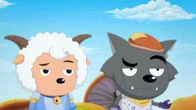 喜羊羊与灰太狼之开心闯龙年