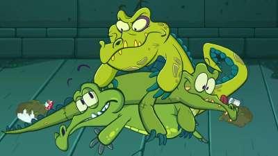 鳄鱼小顽皮历险记 第08话