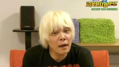远藤正明问候视频