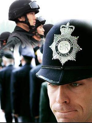 世界顶级警察001