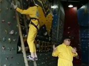 《新闻大求真》20130628:工具楼梯禁止事项 现场真人演示表演