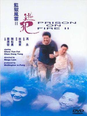 监狱风云2:逃犯 国语版