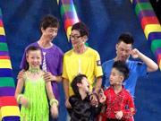 《老爸拼吧》20130727:闪亮小童星携老爸来袭 红队全职老爸获胜