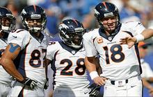 NFL第2周全场录播 丹佛野马vs纽约巨人