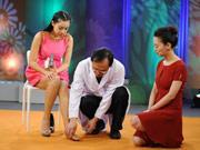 《天呐女人》20131030:自我判断崴脚后是否骨折 RICE原则教你避免软骨绝症