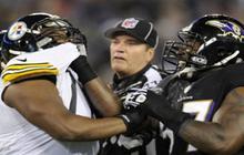 NFL第13周全场录播 巴尔的摩乌鸦vs匹兹堡钢人