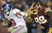 NFL常规赛第13周 纽约巨人VS华盛顿红皮 20131202