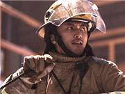 谢霆锋拍《救火英雄》太危险 不敢让儿子看