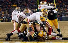 NFL第18周外卡赛全场录播 旧金山49人vs绿湾包装工