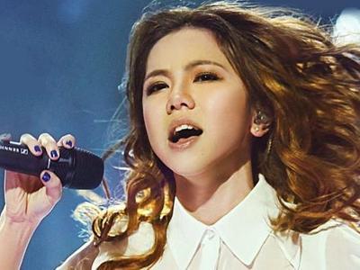 《我是歌手》20140110:邓紫棋罗琦大放异彩 韦