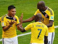 夸德拉多脚后跟送妙传 詹罗破门智利3-0锁胜局