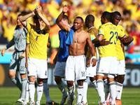全场回放-哥伦比亚3-0希腊 三将破门火力全开