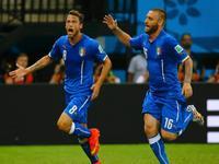 世界杯第3比赛日最佳进球 马尔基西奥重炮