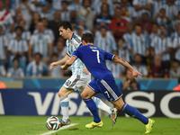 全场回放-阿根廷2-1波黑 梅西久违破门波黑送乌龙