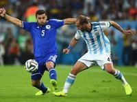 科拉希纳茨紧张进乌龙 阿根廷1-0快速领先