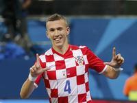 佩里西奇单骑闯关破门 克罗地亚2-0领先对手