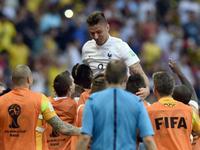 法国5-2瑞士 高卢雄鸡开启屠杀模式