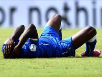 意大利0-1乌拉圭 戈丁绝杀蓝军悲情出局