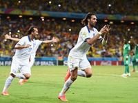 希腊2-1科特迪瓦 萨马拉斯点球绝杀晋级演神话