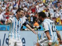 全场回放-尼日利亚2-3阿根廷 梅西穆萨各自打进两球