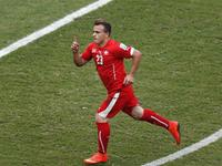 沙奇里兜射世界波破门 瑞士队1-0迎梦幻开局