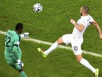 法国0-0厄瓜多尔 博格巴头球险破门