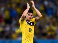 詹罗冷静推射梅开二度 哥伦比亚2-0再下一城