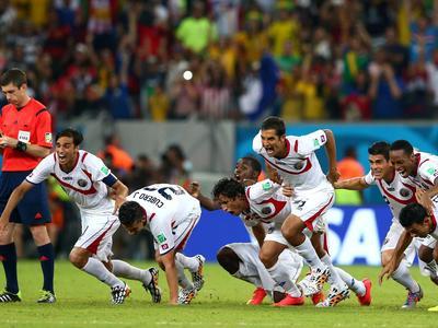 全场回放-哥斯达黎加6-4希腊 10人迎战拼至点球晋级创历史