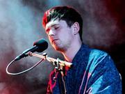 James Blake:2014英国Glastonbury音乐节现场 (2014-06-29)