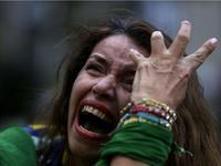 MV-米内罗惨案巴西在哭泣 盼桑巴军团重登辉煌