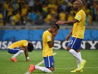 全场回放-巴西1-7德国 K神破纪录桑巴军团惨被血洗