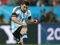世界杯-阿根廷4-2点杀荷兰 24年后重进决赛