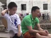 杨威自黑自己像老农-爸爸去哪儿未播片段