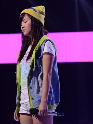 中国好声音第三季-胡慧仪