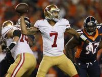 NFL常规赛第7周 丹佛野马vs旧金山49人(中文) 20141020