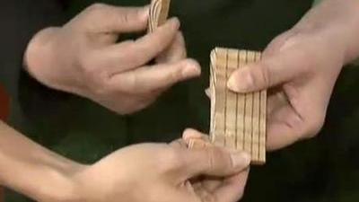 解密王星记扇厂 竹编的艺术