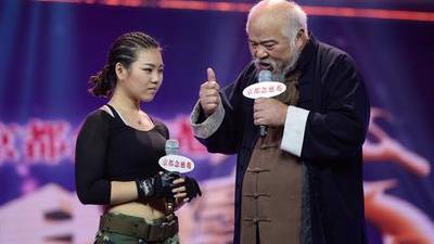 李琦女儿展示特警功夫累倒舞台  张博宇神模仿赵本山
