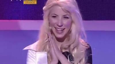 阿根廷姑娘安达获胜
