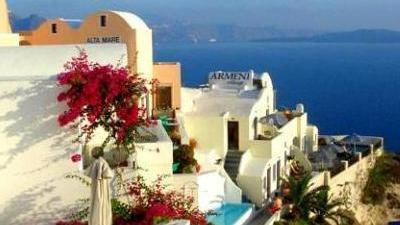 爱琴海上最美岛屿 诸神之国希腊
