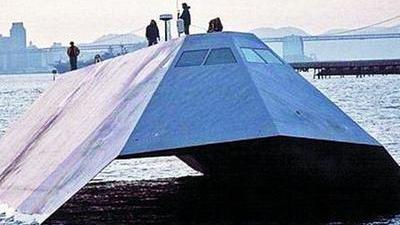 美国打造全隐形舰队 频海战斗舰是否针对中国