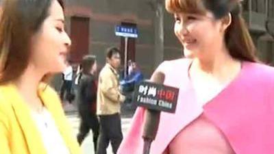 上海时装周 秀场内外潮流大比拼