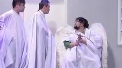 情景喜剧《天堂入口》 天使将如何严格把关