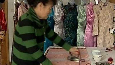 揭秘风靡上海滩的旗袍之谜 为何吸引几代人为之疯狂